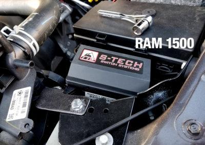 Ram truck install photo 2