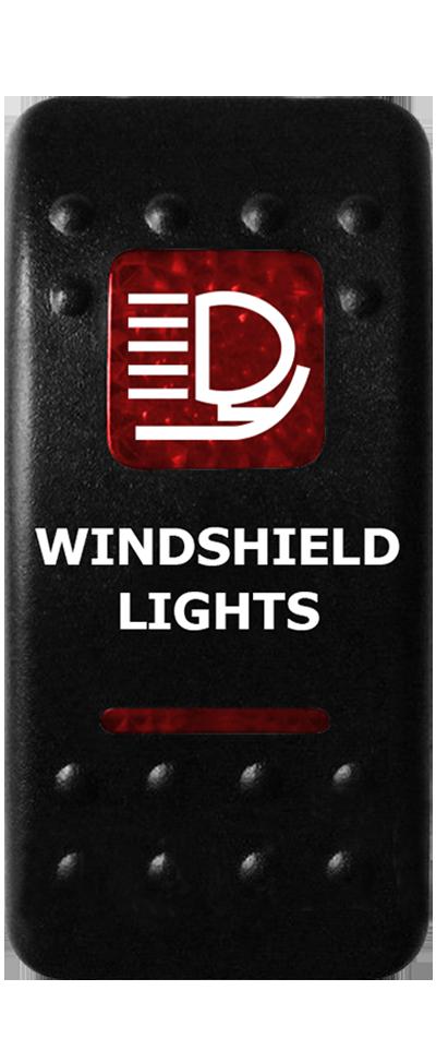 Windshield Lights