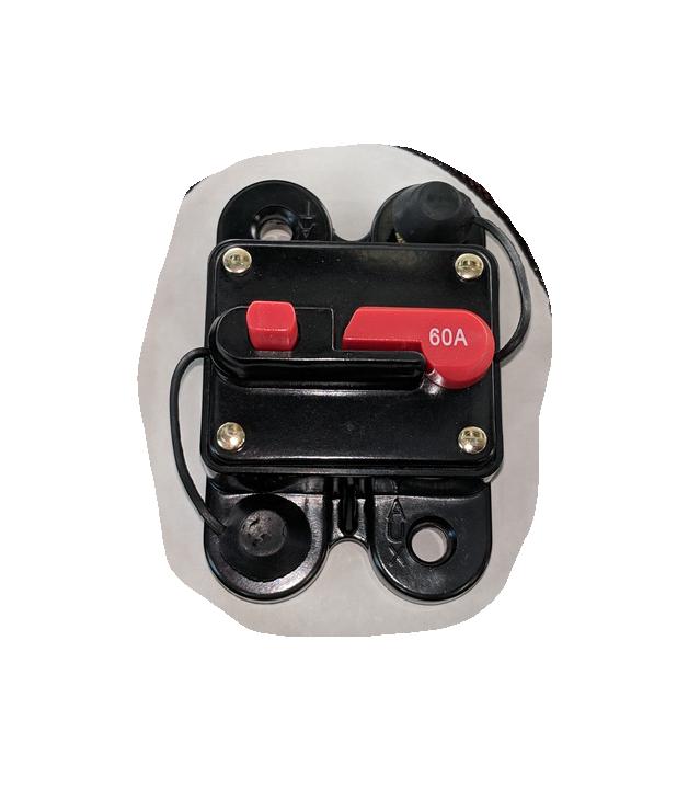 60 amp breaker