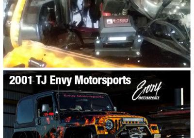 2011 TJ Envy Motorsports