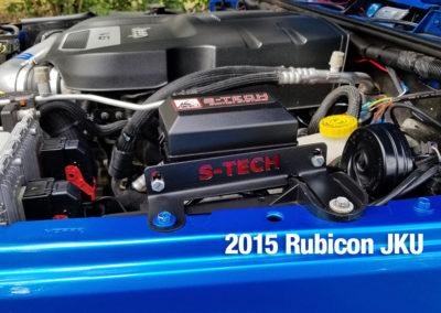 2015 Rubicon JKU