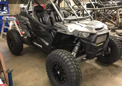 Polaris Razor photo