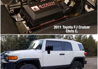 2011 Toyota FJ