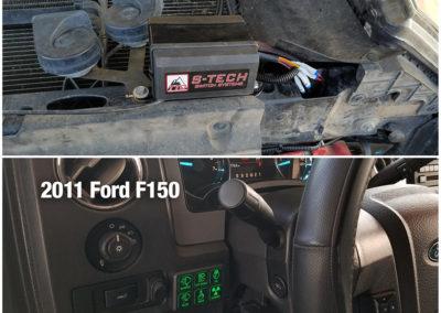Ford Split screen
