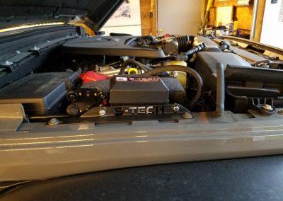 JL install under hood