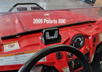 Polaris 800 fx pod