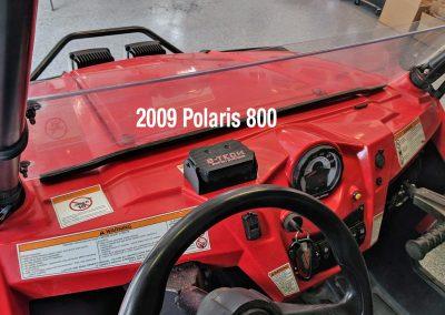 Polaris 800 fx pod flip 2