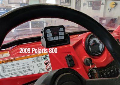 Polaris 800 universal pod flip