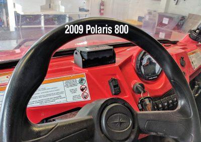 Polaris FX pod flip