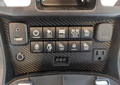 CO 2222 8+2 Carbon fiber in console2